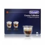 Чашки для капучино DeLonghi Cappucino cups DLSC301 (6шт)