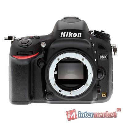 Зеркальный фотоаппарат Nikon D610 (EP)/Body
