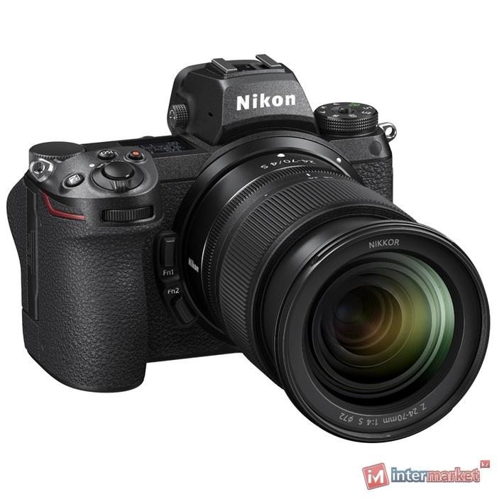 Фотоаппарат гибридный NIKON Z 6II BK EU 24-70 Kit