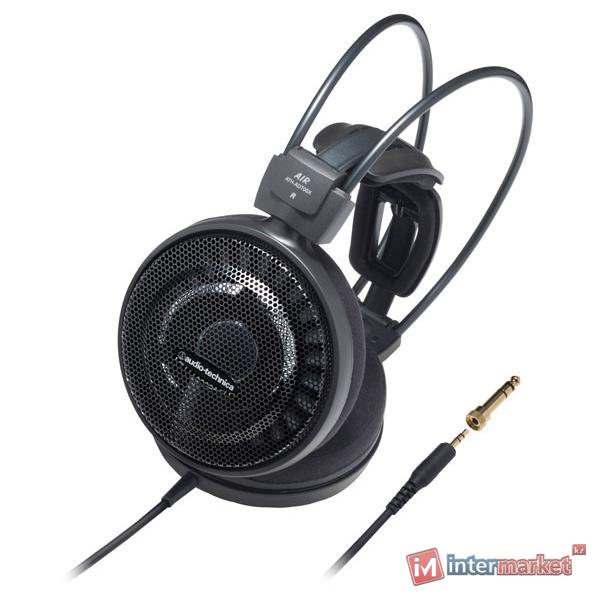 Наушники  Audio-Technica ATH-AD700X, black