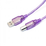 Интерфейсный кабель, HP Original, A-B 5м., Hi-Speed USB 2.0