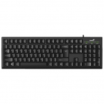 КЛАВИАТУРА GENIUS SMART KB-100 BLACK 31300005414/31300005402, шт