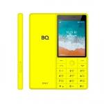 Мобильный телефон BQ-2815 Only Жёлтый /