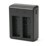 Сетевое зарядное устройство PowerPlant Dual SJCAM SJ4000 для двух аккумуляторов