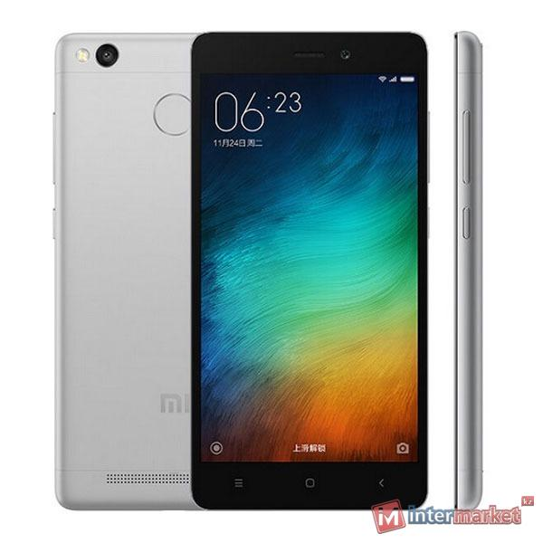 Смартфон Xiaomi Redmi 3S 16Gb, Grey