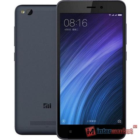 Смартфон Xiaomi Redmi 4A 2/16Gb, Black
