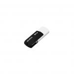 USB-ФЛЕШ-НАКОПИТЕЛЬ 64Gb GOODRAM UCO2 USB 2.0 UCO2-0640KWR11 BLACK/WHITE